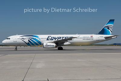 2015-06-05 SU-GBV Airbus A321 Egypt Air