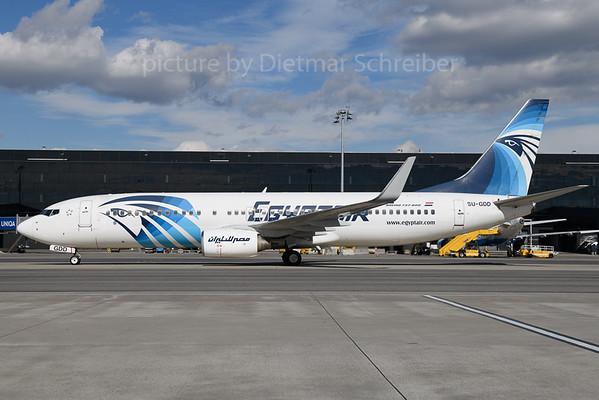 2018-03-13 SU-GDD Boeing 737-800 Egyptair