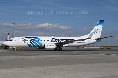 2018-04-02 SU-GEH Boeing 737-800 Egypt Air