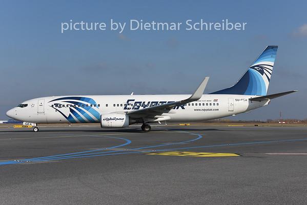 2015-02-27 SU-GEA Boeing 737-800 Egyptair