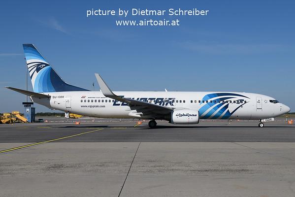 2021-09-10 SU-GDX Boeing 737-800 Egypt AIr