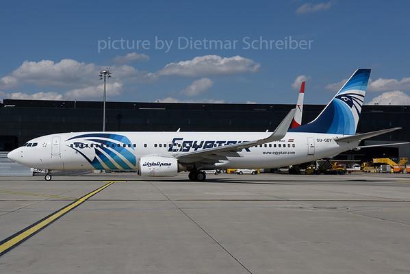 2017-07-21 SU-GDY Boeing 737-800 Egyptair