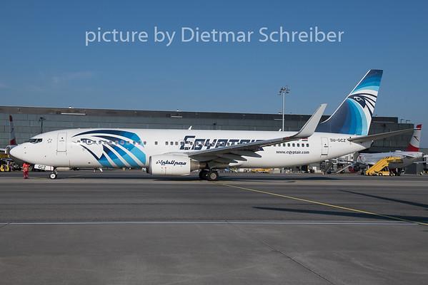 2019-02-05 SU-GCZ Boeing 737-800 Egyptair