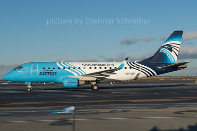 2016-12-02 SU-GDF Embraer 170 Egypt Air