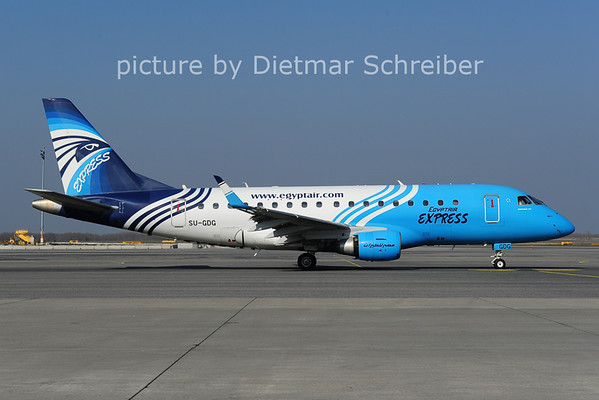 2014-03-14 SU-GDG Embraer 170 Egypt Air