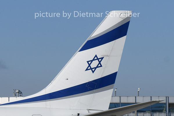 2018-11-16 4X-EKL Boeing 737-800 El Al
