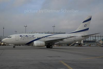 2006-11-21 4X-EKE Boeing 737-700 El Al