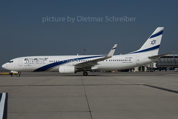 2016-03-28 4X-EHC Boeing737-900 El AL