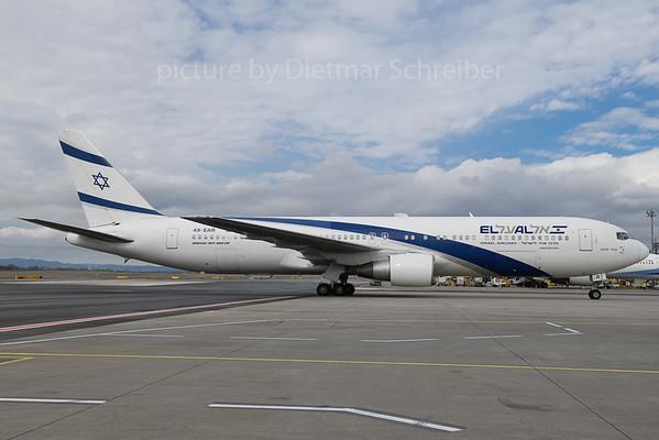 2018-03-30 4X-EAR Boeing 767-300 El Al