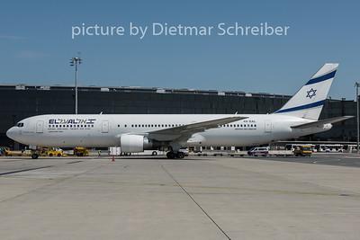 2015-05-08 4X-EAL Boeing 767-300 El AL