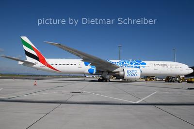 2021-05-29 A6-EGB Boeing 777-300 Emirates
