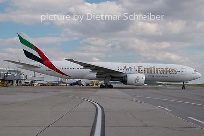 2007-08-31 A6-EMD Boeing 777-200 Emirates