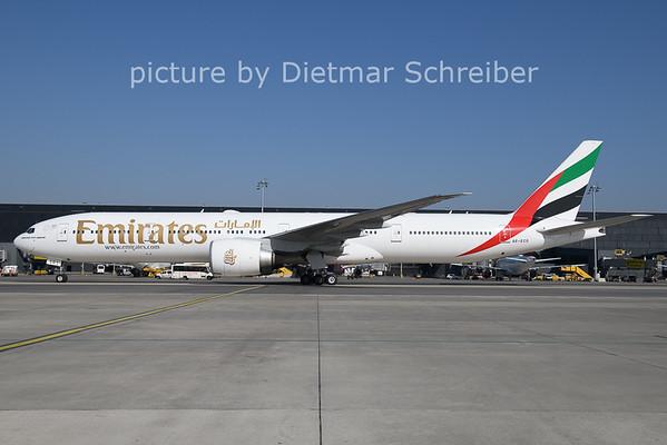 2021-02-26 A6-ECO Boeing 777-300 Emirates