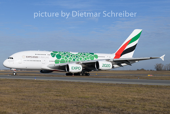 2020-01-06 A6-EEW Airbus A380 Emirates