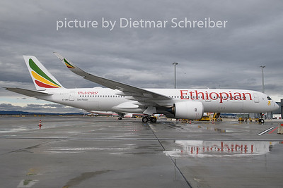 2020-03-03 ET-AWO Airbus A350-900 EThiopian AIrlines