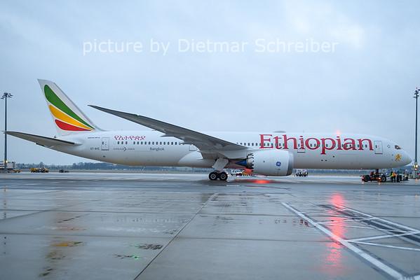 2020-02-08 ET-AYC Boeing 787-9 EThiopian AIrlines