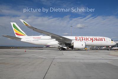 2020-03-04 ET-AVC Airbus A350-900 Ethiopian AIrlines