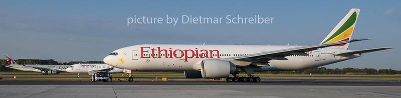 2018-08-22 ET-AQL Boeing 777-200 Ethiopian AIrlines