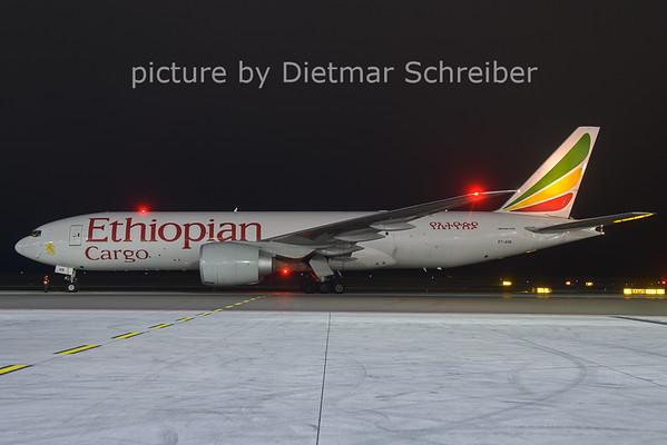 2020-11-24  ET-AVN Boeing 777-200F Ethiopian AIrlines