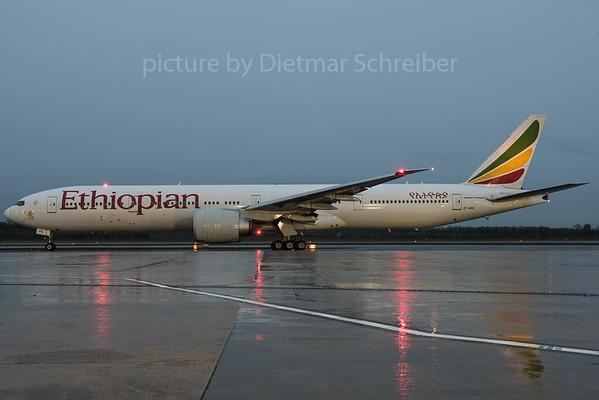 2016-02-10 ET-APX Boeing 777-300 Ethiopian Airlines