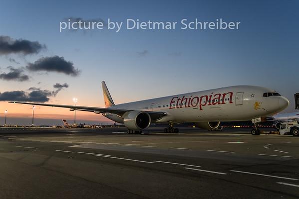 2019-02-04 ET-ASL Boeing 777-300 Ethiopian Auirlines