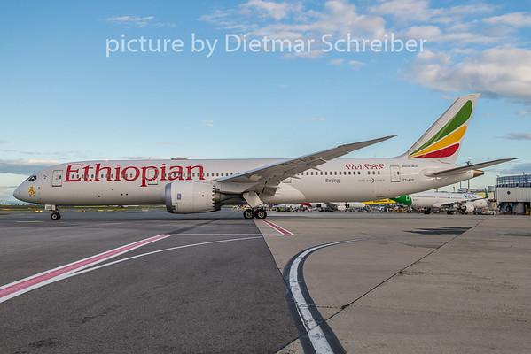 2019-05-10 ET-AOU Boeing 787-9 Ethiopian AIrlines