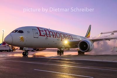2019-12-04 ET-ASH Boeing 787-8 Ethiopian Airlines