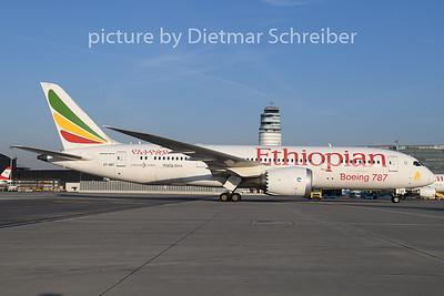 2019-03-22 ET-AOT Boeing 787-8 Ethiopian Airlines