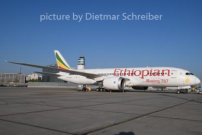 2019-04-19 ET-AOS Boeing 787-8 Ethiopian Airlines