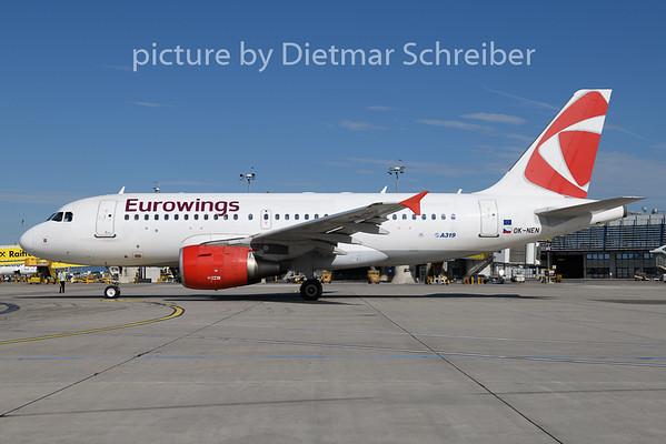 2019-06-21 OK-NEN Airbus A319 Eurowings