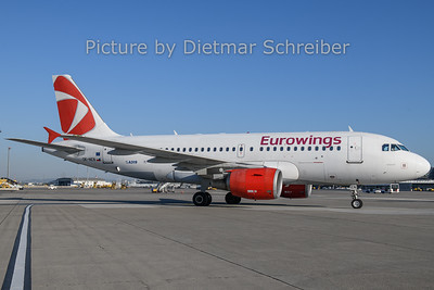 2019-04-22 OK-NEN Airbus A319 Eurowings