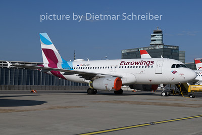 2020-04-10 OE-LYV Airbus A319 Eurowings