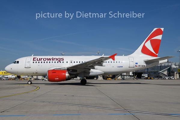 2019-05-24 OK-NEM Airbus A319 Eurowings