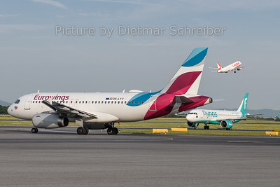 2019-06-18 OE-LYY Airbus A319 EUrowings