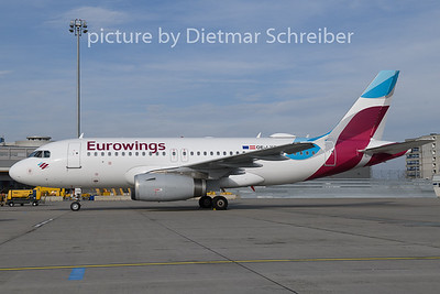 2019-03-04 OE-LYZ Airbus A319 Eurowings