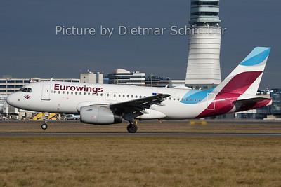 2019-12-30 OE-LYY AIrbus A319 Eurowings