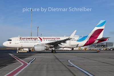 2020-02-13 D-AEWM Airbus A320 Eurowings