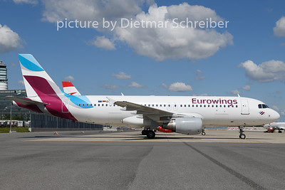 2020-06-24 D-ABFO Airbus A320 Eurowings