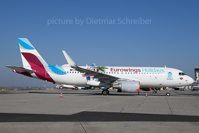 2020-04-01 OE-IQD Airbus A320 Eurowings