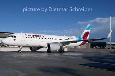 2020-02-10 OE-IQA Airbua A320 Eurowings