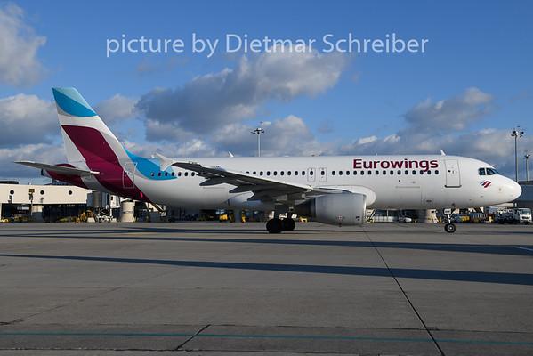 2020-02-05 D-ABHF Airbus A320 Eurowings