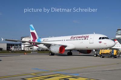 2020-04-10 D-ABFR Airbus A320 Eurowings