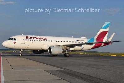 2020-07-23 D-AIZQ Airbus A320 Eurowings
