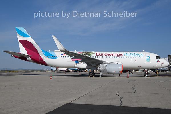 2020-04-10 OE-IQD Airbus A320 Eurowings