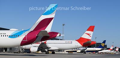 2020-06-24 OE-IQA Airbus A320 Eurowings