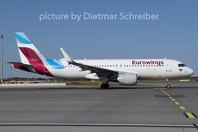 2020-09-20 D-AEWN Airbus A320 Eurowings