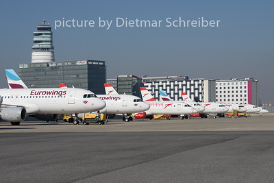 2020-03-19 Eurowings / Austrian Airlines