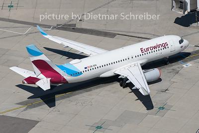 2020-05-07 OE-IQA Airbus A320 Eurowings