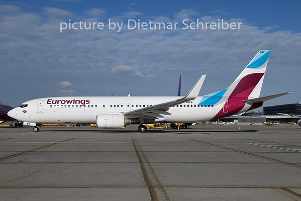 2020-03-04 D-ABKM Boeing 737-800 Eurowings