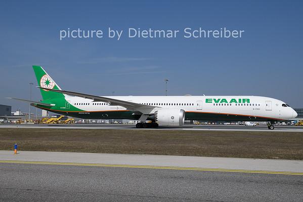 2021-03-25 B-17801 Boeing 787-10 Eva Air